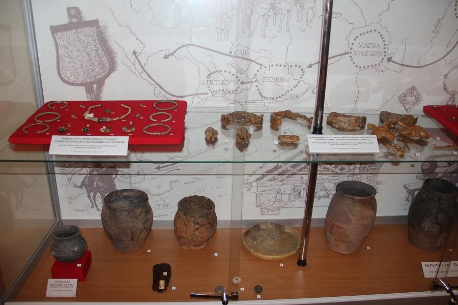Археологічний музей УжНУ – свідок дивовижної історії Закарпаття