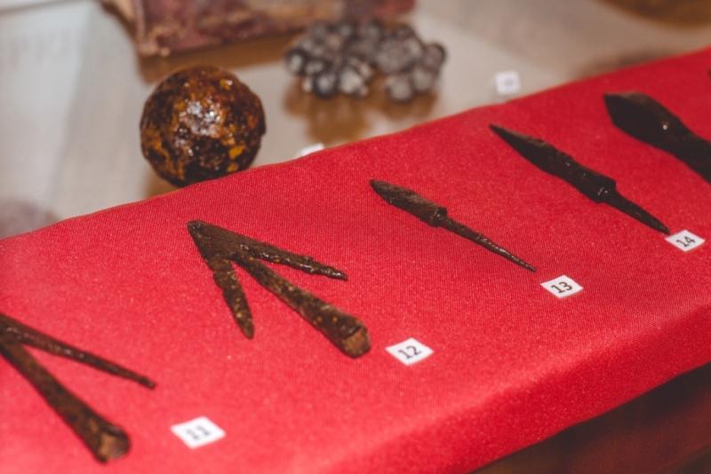 Археологічний музей УжНУ ім. професора Едуарда Балагурі – джерело освіти та науки краю