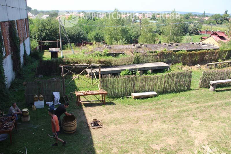 Стародавній винний підвал Ференца Ракоці II – місце, де зупинився час