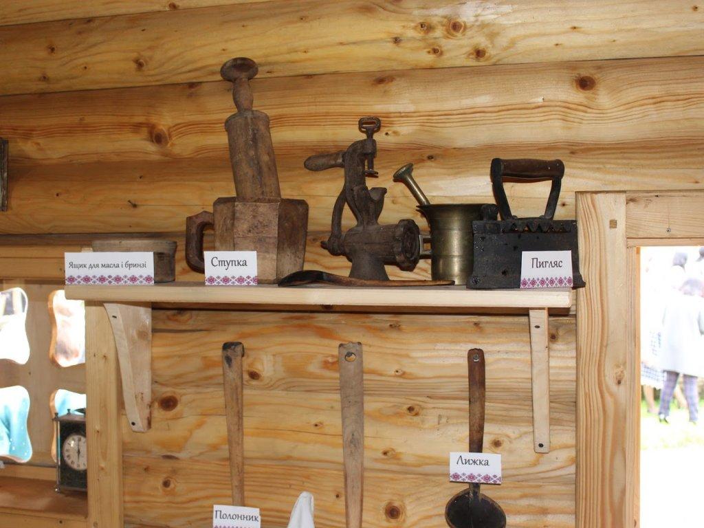 На Рахівщині відкрили музей «Гуцульська хатинка»