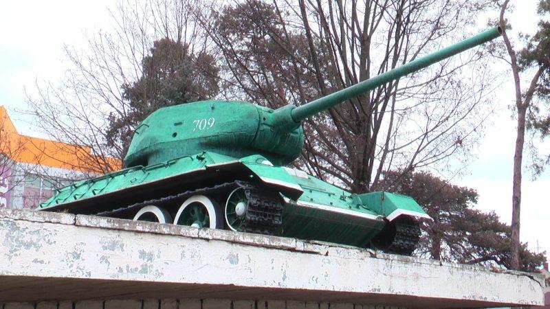 Zelenuj tank Mukachevo