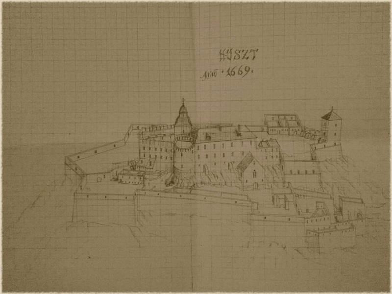 Маловідомі факти про овіяний легендами і таємницями Хустський замок