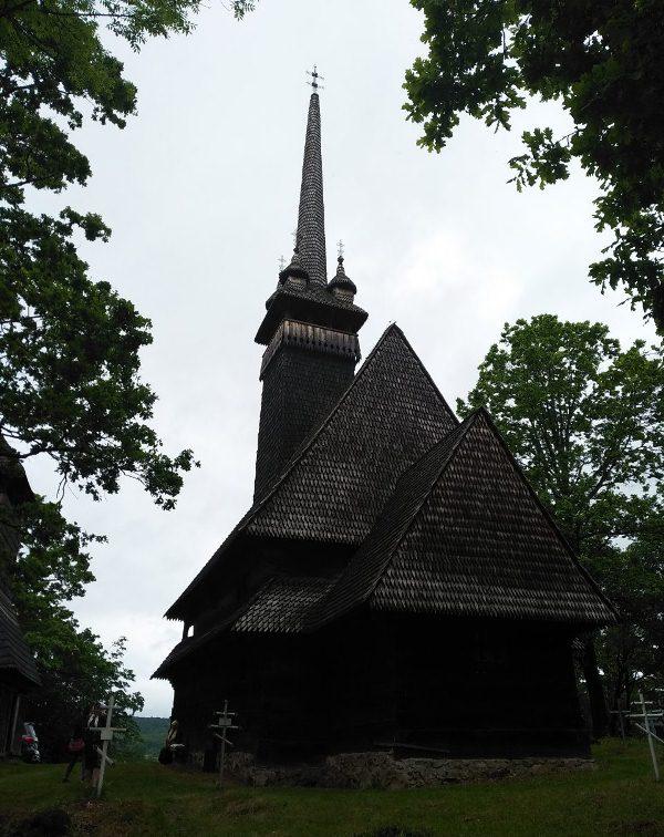 Наймолодша з дерев'яних готичних церков Хустщини відзначила 240-літній ювілей